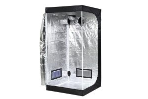 grow tents iPower GLTENTS1 Mylar Hydroponic Grow Tent for Indoor Seedling Plant Growing