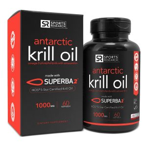 Sports Research Antarctic Krill Oil