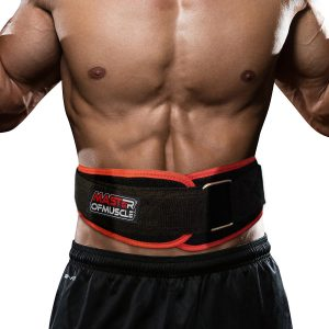 Master of Muscle Weight Lifting Belt
