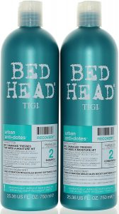 TGI Bed Head Urban Anti Dote Recovery Shampoo and Conditioner