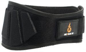 Fire Team Fit 6 inch Weightlifting Belt