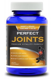 Best Joint Supplement PERFECT JOINTS Natural Genetics