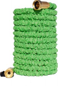 TRIPLE LAYER LATEX CORE Expandable Garden Hose