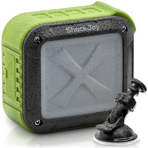 ShackJoy Waterproof Bluetooth Speaker