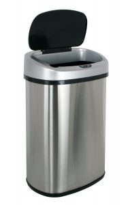 BestOffice Infrared Trash Can
