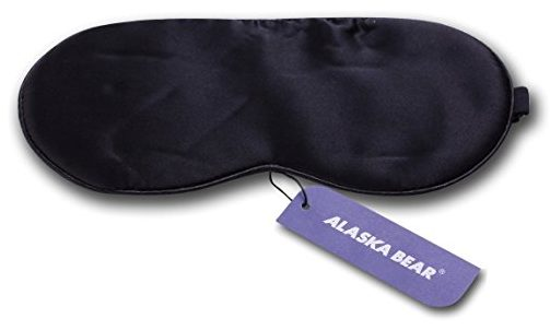 ALASKA BEAR® Natural silk sleep mask