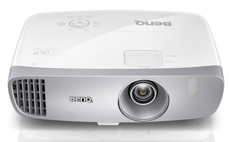 BenQ DLP HD 1080p Projector (HT2050) - 3D Home Theater