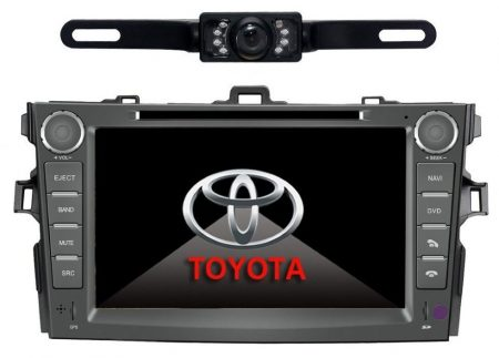 Car Stereo For TOYOTA Corolla
