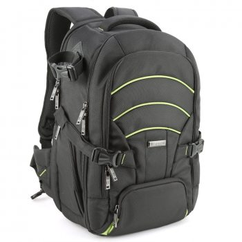 Evecase Large DSLR Camera/Laptop