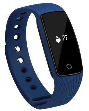 Fitness Tracker with Heart Rate Monitor