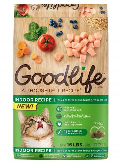 GOODLIFE Adult Dry Cat Foods
