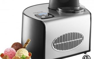 Gourmia GSI200 Automatic Ice Cream Maker