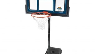Lifetime 1529 Courtside Height Adjustable Portable