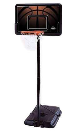 Lifetime 90040 Height Adjustable Portable Basketball