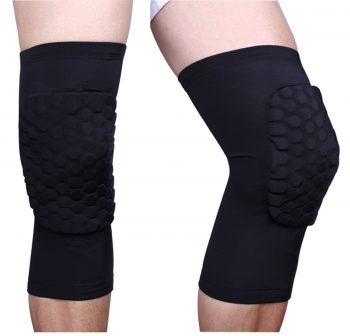 NKTM Compression Sleeve Knee Pads