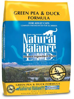 Natural Balance L.I.D. Limited Ingredient Diets Dry Cat Food