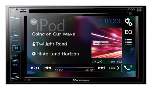 Pioneer DVD player AVH-290BT
