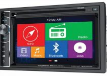 Power Acoustik PDN 626B Double Din