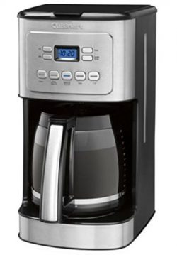 Click to open expanded view Cuisinart 14-Cup Stainless Steel Coffeemaker