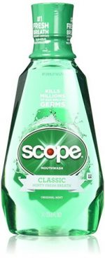 Scope Mouthwash Original Mint