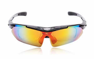 Wolfbike Polarized Sports Cycling Sunglasses Riding Running Glasses