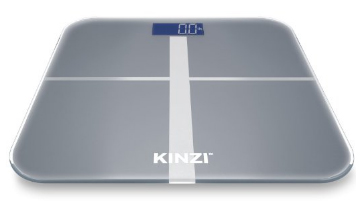 Kinzi Precision Digital Bathroom Scale
