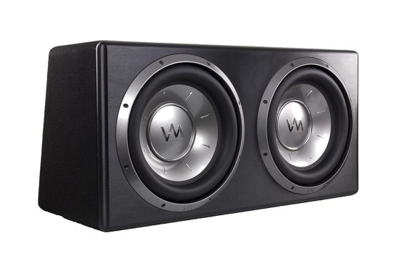 "VM Audio Dual 12"" 4800 Watt"