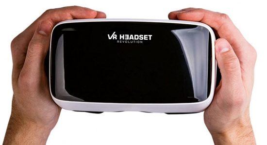 VR Headset Revolution 3D Virtual Reality Glasses