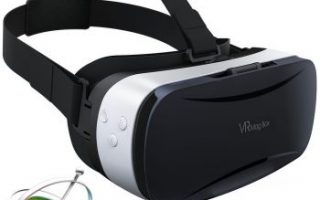 VRMagBox 3D VR Headset Glasses