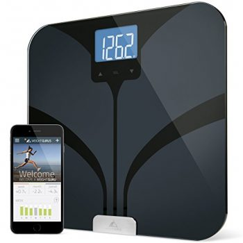 Weight Gurus Bluetooth Smart Connected