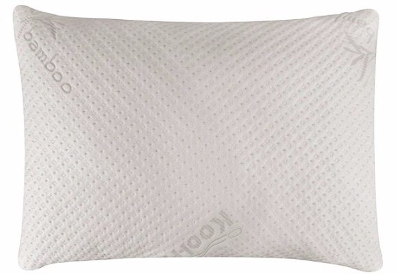 2 - Snuggle-Pedic Memory Foam Pillow