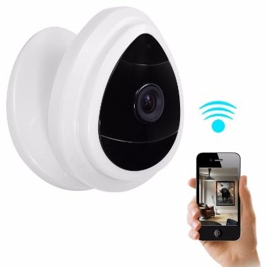 3 - NexGadget Security Mini IP Camera