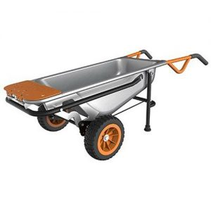 WORX Aerocart Multifunction 2 –wheeled Yard Cart