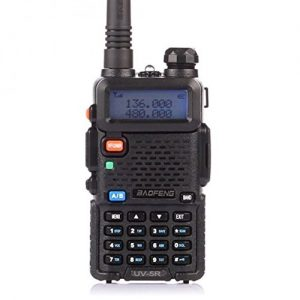 BaoFeng Dual Band Radio 65 108 MHz Frequency Range
