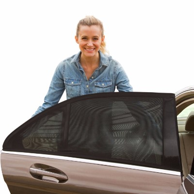 5 - ShadeSox Universal Fit Car Side Window Baby Sun Shade (2 Pack)