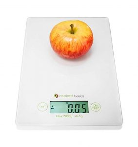 Inspired Basics Digital Kitchen Scale