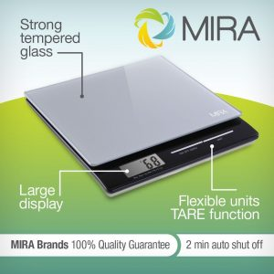MIRA Digital Kitchen Scale