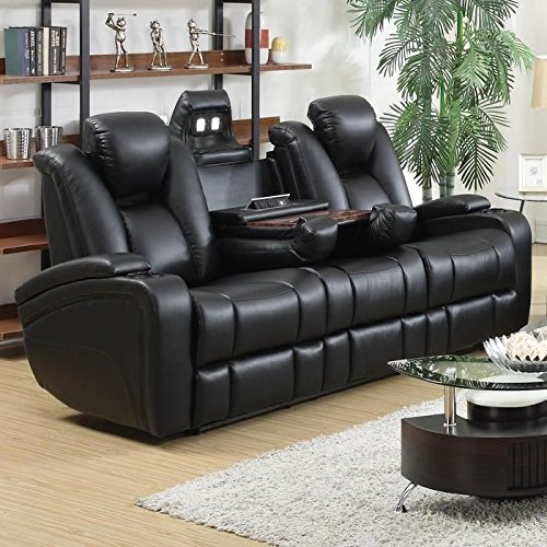 Coaster 601741P Reclining Sofa