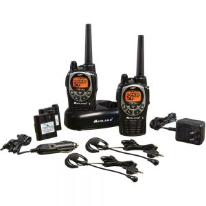 Midland duo pack two way radio 36 Mile Range 50 Channel