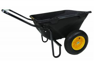 Polar Trailer 8449 7 Cubic Feet Heavy Duty Cub Cart