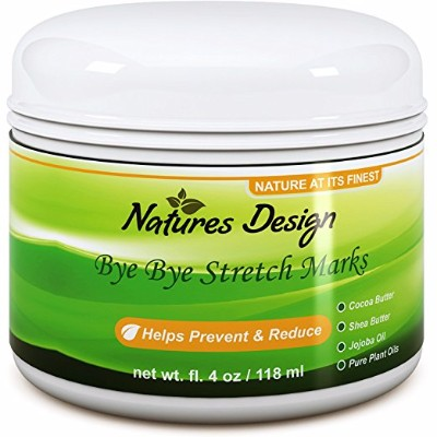 7 - Effective Stretch Mark & Scar Fading Cream