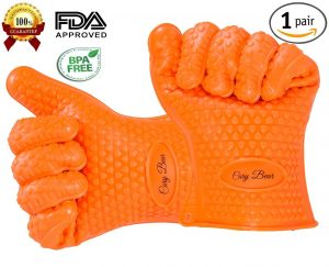 ETmate BBQ Grilling Cooking Gloves