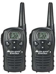 Midland 2 Way Radio 18 Mile Range 22 Channel