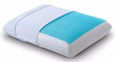 9 - Cr Sleep Reversible Memory Foam Gel Pillow