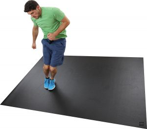 Square 36 Extra Large Exercise Mat