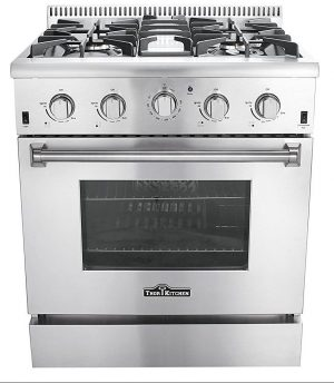 "Thorkitchen HRG3026U 30"" Gas Range"