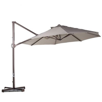 Abba Patio 11-Feet Aluminum Offset Cantilever Umbrella