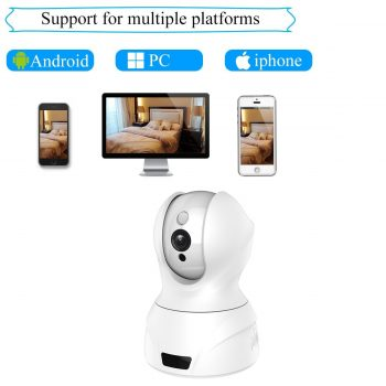 Agazer WiFi Security Camera