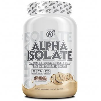 Alpha Isolate – Highest Quality Best Tasting Whey Protein