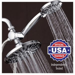 AquaDance 3-Way High Pressure Showerhead